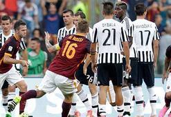 Juventus dibe demir attı