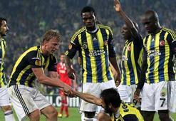 Benfica - Fenerbahçe: 3-1