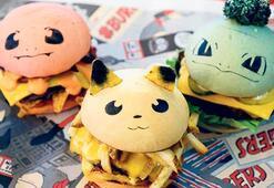 Pokemon Go'nun tadı 'Pokeburger' ile çıkar
