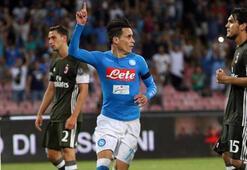 Napoli - Milan: 4-2