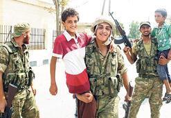 YPG havadan  ve karadan  bombalanıyor
