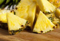 Hamilelikte kabızlığa ananas