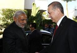 Erdoğanda Hindistan Başbakanına FETÖ uyarısı