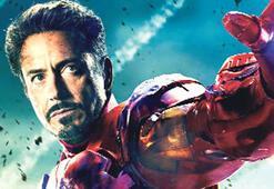 Demir gibi adam Robert Downey Jr.