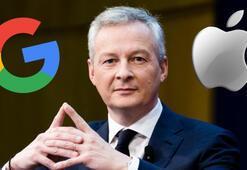 Fransa Ekonomi Bakanı Google ve Applea dava açacak