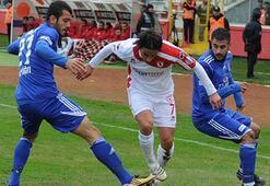 Gaziantep B.B.-Samsunspor: 1-2