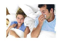 Bu gece olmaz canım, alerjim var