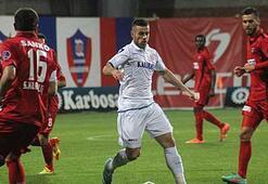 Kardemir Karabükspor: 0 - Gaziantepspor: 2