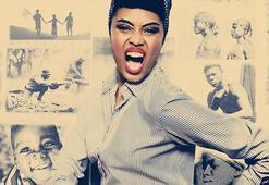 Fransız pop-soul divası Imany İzmirde