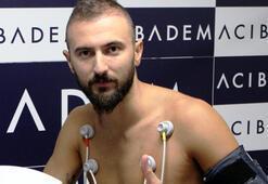 Kayserisporlu Murat Duruer, sağlık kontrolünden geçti