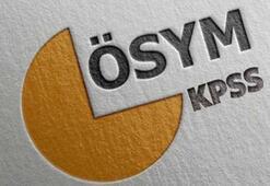 KPSS 2018 başvuru tarihleri açıklandı ÖSYM duyurdu...