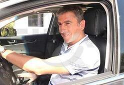 Hamzaoğluna sponsordan araba
