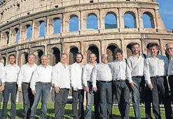 Celsus Kitaplığı'nda 'klasik müzik' şöleni