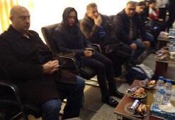 İrandaki kazazedeler Türkiyeye bugün teslim edilecek