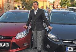 Ford'un yeni Focus'u İzmirli'ye tanıtıldı