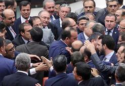 Suriye ve Irak tezkeresi Meclisten geçti