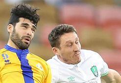 El-Ehli - El-Gharafa: 1-1