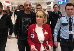 Alex de Souza, İstanbula geldi