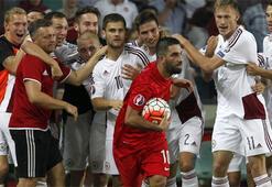 Letonya, Türkiyenin kabusu oldu