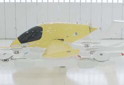 Google uçan taksi modeli Corayı görücüye çıkardı