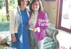 Cherie Blair'le Kandilli'de kadını konuştuk