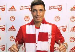 Oscar Cardozo transferi Olimpiakosu karıştırdı