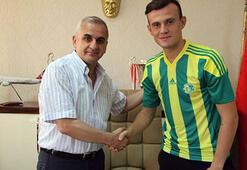 Şanlıurfaspora Rumen oyuncu