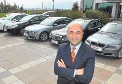 Çelik Motor Filo Kiralama'nın 2013 yılı hedefi 20 bin araç