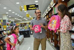 Okul alışverişleri başladı