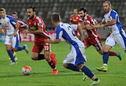 Medicana Sivasspor - Priştina: 2-0