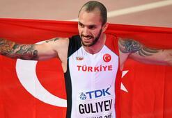 Milil atlet Ramil Guliyev çok iddialı