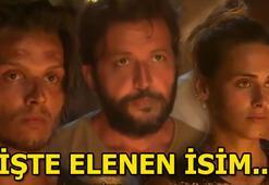 Survivor 2018de kim elendi İşte elenen isim ve adaya vedası...
