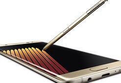Samsung, Türkiyede Galaxy Note 7leri değiştiriyor