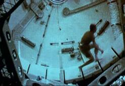 Astronotların uzay yürüyüşü canlı yayında