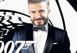 Bond olma yarışına Beckham da katıldı