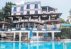 Bayramda Akdeniz molası