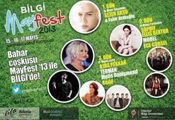 Türkiye'nin iki dev ismi  Sezen Aksu, Ajda Pekkan Bilgi MayFest'te