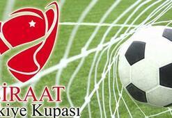 Türkiye Kupasında 1. eleme turu mesaisi