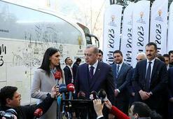 Şehrim 2023 otobüsünün ilk durağı Bursa...