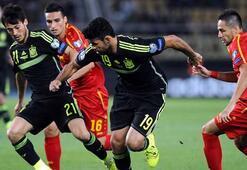 Makedonya - İspanya: 0-1