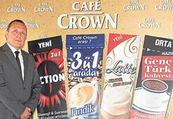 Cafe Crown, hazır Türk kahvesiyle gençleri hedefliyor