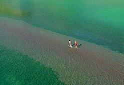 Denizin üstünde yürümek ister misiniz