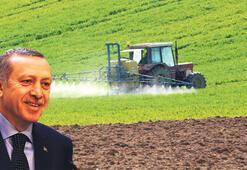 Erdoğan: Tarım her zaman ayrı bir güç