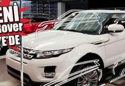 Range Rover Evoque Türkiyede