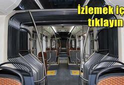 Bursada üretildi, İstanbula geliyor...
