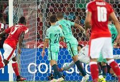 İsviçre - Portekiz: 2-0