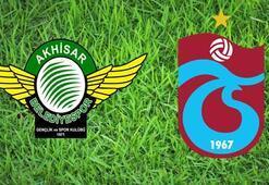 Akhisarspor 1-3 Trabzonspor (İşte maç özeti)