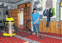 İbadethanelerde temizlik
