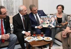Kılıçdaroğlu'ndan şehit ailesine taziye