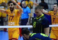 Fenerbahçe-Galatasaray HDI Sigorta: 1-3